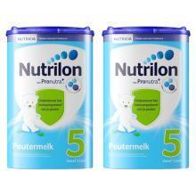 【支持購物卡】2罐*荷蘭牛欄奶粉5段800g 荷蘭直郵
