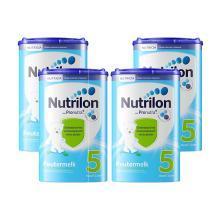 【支持购物卡】4罐*荷兰牛栏奶粉5段800g  24-36个月 (荷兰直邮)