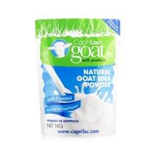 【海外直邮】澳洲CapriLac羊奶粉 天然全脂羊奶 易消化易吸收 A2山羊蛋白 1kg*1袋装