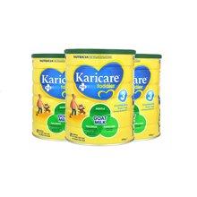【澳洲空运直邮】澳洲婴儿奶粉可瑞康Karicare羊奶粉3段 900g*3罐装