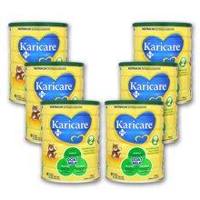 【澳洲空运直邮】澳洲可瑞康羊奶Karicare婴儿奶粉羊奶2段 900g*6罐装