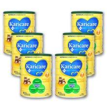 【澳洲空运直邮】澳洲可瑞康羊奶粉Karicare婴儿奶粉羊奶1段 900g*6罐装