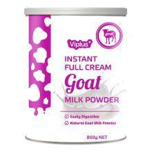 维爱佳viplus速溶全脂山羊奶粉3岁以上澳大利亚原装进口800g