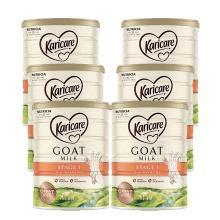 6罐*澳洲可瑞康羊奶Karicare婴儿奶粉1段 适合0-6月宝宝 900g  【澳洲空运直邮】