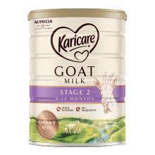 1罐*澳洲可瑞康羊奶Karicare婴儿奶粉2段 适合6-12月 宝宝 900g  【澳洲空运直邮】