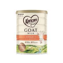 1罐*澳洲可瑞康羊奶Karicare婴儿奶粉1段 适合0-6月宝宝 900g  【澳洲空运直邮】