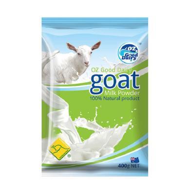 澳洲OZ Gooddairy澳樂乳山羊奶粉400克/袋