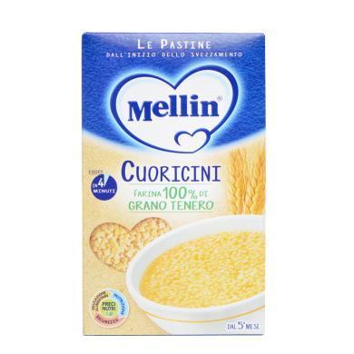【支持購物卡】意大利Mellin美林星星形面食320g