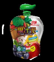 方广什锦水果果汁泥103G婴儿果泥 宝宝果泥