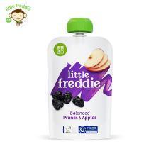 小皮欧洲原装进口西梅苹果泥100g/袋宝宝婴幼儿辅食多种维生素