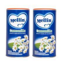 【支持购物卡】【2盒】意大利Mellin美林camomilla白菊花晶200g