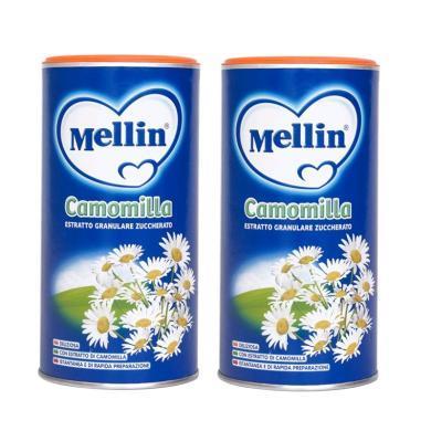 【支持購物卡】【2盒】意大利Mellin美林camomilla白菊花晶200g