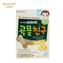 原裝進口嬰幼兒輔食艾唯倪貝貝 糙米餅奶酪味