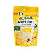 【美国】嘉宝Gerber溶豆香蕉香草味溶豆28g