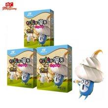 方广机能小馒头牛奶味盒装80g*3盒