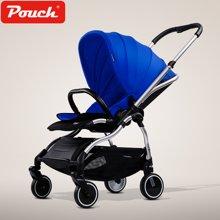 Pouch嬰兒推車超輕便可坐可躺便攜式傘車折疊嬰兒車兒童手推車A29
