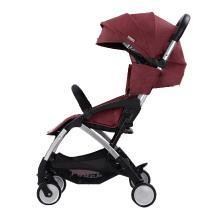 POUCH 帛琦 婴儿推车可坐可躺轻便折叠儿童手推车上飞机宝宝伞车夏A18