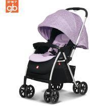 好孩子(gb) gb好孩子婴儿推车 轻便 高景观婴儿推车车 婴儿车 C826