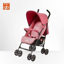 好孩子(gb) 婴儿推车可坐可躺四季轻便伞车宝宝折叠避震手推车D400
