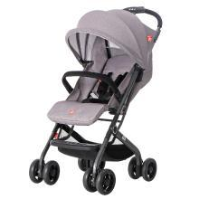好孩子(gb)婴儿推车 可坐可躺宝宝推车四轮避震 伞车轻便折叠 D678