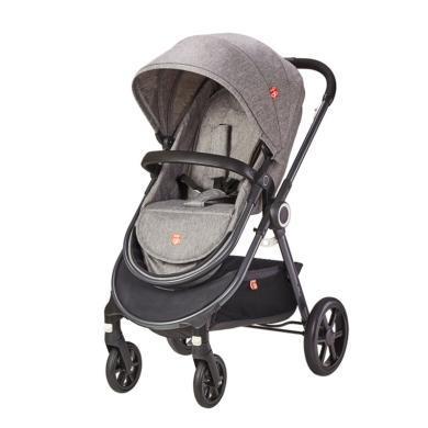好孩子(gb) gb105好孩子高景觀嬰兒推車輕便推車雙向推車可坐可躺避震推車 GB100