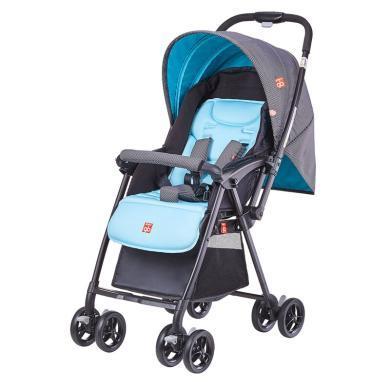好孩子(gb)新生嬰兒推車輕便傘車可坐可躺折疊便攜寶寶推車D829-A