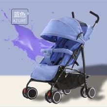 英莱儿 便携婴儿推车可坐可躺伞车折叠简易四轮避震宝宝手推小婴儿车stc23
