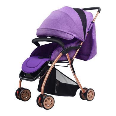 英莱儿 婴儿车可坐?#21830;烧?#21472;轻便双向婴儿推车儿童车sbc6