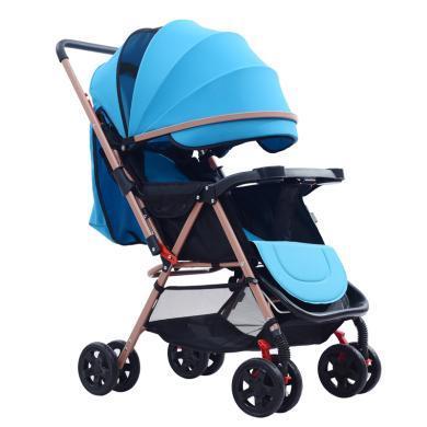 英萊兒 嬰兒推車可坐躺折疊輕便攜帶雙向寶寶傘車新生幼兒童嬰兒車sbc3