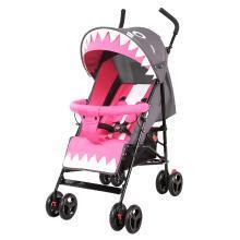 呵宝 婴儿车超轻便携大号 可坐躺童车儿童避震手推车可折叠宝宝车