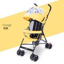 呵寶 新款夏季嬰兒車超輕便卡通寶寶車可坐傘車簡易兒童手推車