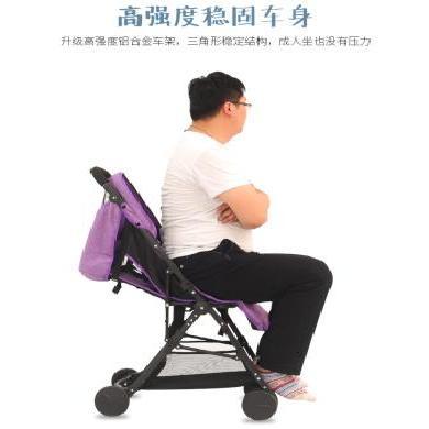 英莱儿 婴儿推车可坐?#21830;?#36731;便折叠高景观宝宝儿童伞车手推车童车s13