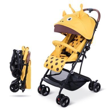 德国hapair婴儿车推车超轻便可坐躺上飞机儿童避震宝宝婴幼儿童车