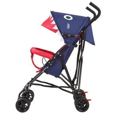 呵寶 嬰兒推車夏超輕便攜可坐可半躺 傘車兒童手推車折疊簡易寶寶車