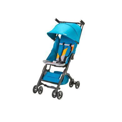 好孩子(gb)口袋車嬰兒推車可半躺輕便登機遛娃手推車POCKIT 3S
