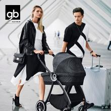 好孩子(gb)高端嬰兒推車寶寶高景觀輕便避震手推車未來之美MARIS