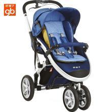 好孩子(gb)婴儿推车 豪华?#20998;?#31461;车 多功能铝合金运动型JOSS