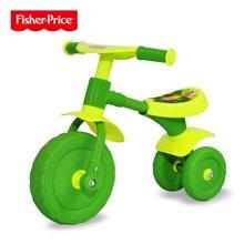費雪(Fisher Price)8077兒童車扭扭車 寶寶三輪推車木馬滑行車健身玩具18-36個月