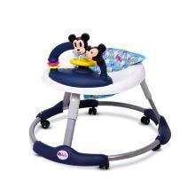 英莱儿 婴幼儿童学步车宝宝多功能带音乐滑行玩具车可折叠6-18个月溜溜车xbc6