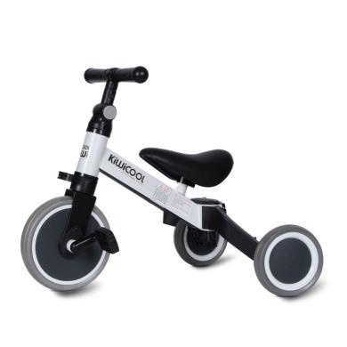 儿童学步车脚踏车三轮车多功能平衡车适合2-5岁宝宝锻炼骑行车JYAS006