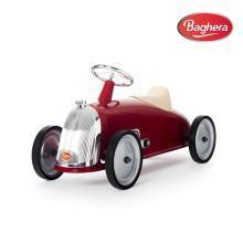 法国Baghera加油站复古铁皮扭扭车加油站玩具仿真过家家