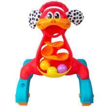 英莱儿 婴儿学步车手推车多功能益智玩具宝宝学走?#20998;?#27493;车玩具发光音?#20013;?#29399;学步车xbc25