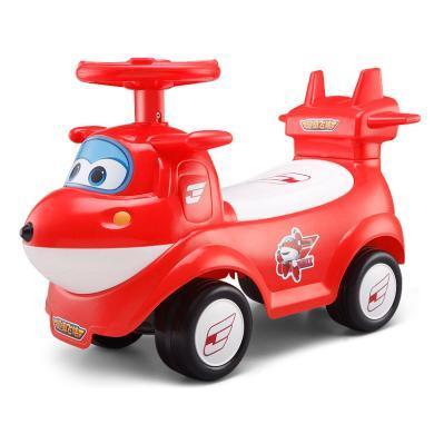 锋达 超级飞侠乐迪小爱儿童车扭扭车1-3岁宝宝溜溜车四轮学步车带音乐