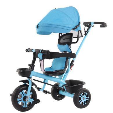 英萊兒 嬰兒車 兒童三輪車 寶寶腳踏車 嬰兒手推車 1-3-5小孩三輪車 stc62