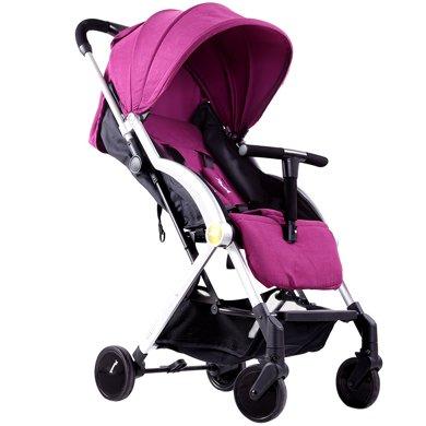 德国Pouch帛琦A22婴儿推车超轻便可坐?#21830;?#20415;携式伞车折叠婴儿车儿童手推车0-3岁儿童适用