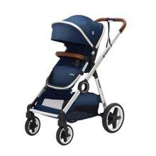 德国Quintus昆塔斯Duetpro双子座单座婴幼儿推车高景观婴儿推车轻便新生宝宝四轮避震双向可坐可躺折叠