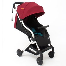 MOV婴儿推车可坐可躺轻便折叠婴儿车便携式高景观伞车