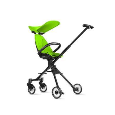 德國Pouch帛琦S113溜娃神器嬰兒手推車雙向避震超輕便 寶寶兒童推車簡易可折疊0-3歲兒童適用