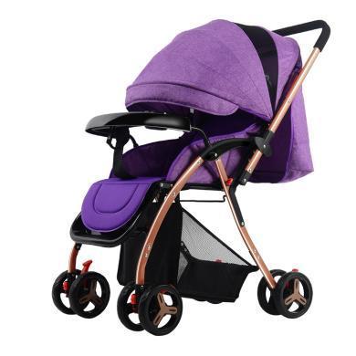 英萊兒 嬰兒車歐洲四輪嬰兒推車童車冬夏兩用寶寶推車stc7