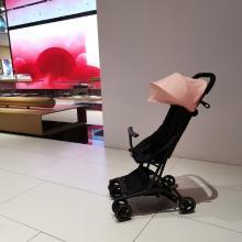宝宝超轻小婴儿推车可坐躺夏季轻便儿童手推车伞车旅行推车LXX-S900